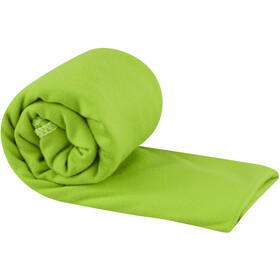 Sea to Summit Pocket Towel S lime